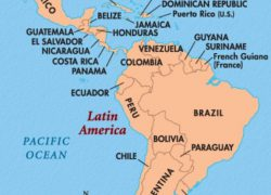 Central And South America Map: Central and south america map from pinterest 1