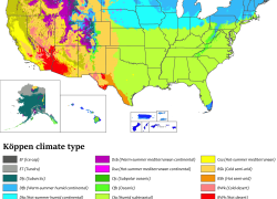 Climate map from en 3