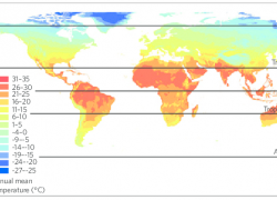 Climate map from researchgate 5