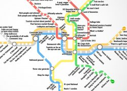 Dc metro map from dc 8