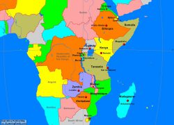 East africa map from alearningfamily 9