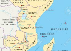 East africa map from pinterest 4