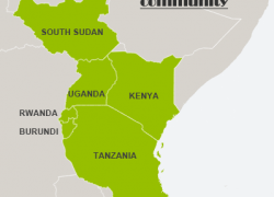 East africa map from researchgate 8