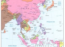 East asia map from taiwandocuments 10