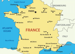 France map from pinterest 6
