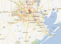 Houston Texas Map: Houston texas map from tourtexas 1