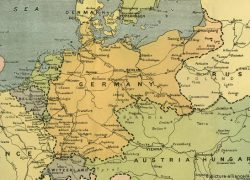 Map of germany from dw 10