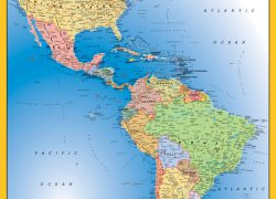 North and south america map from pinterest 7