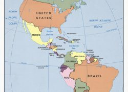 North and south america map from vidiani 5