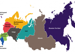 Russia map from touropia 6