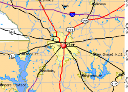 Tyler texas map from businessideasfor2013 10
