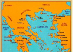 Ancient greek map from pinterest 7