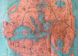 Ancient Roman Map: Ancient roman map from openculture 1