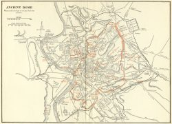 Ancient rome city map from en 10