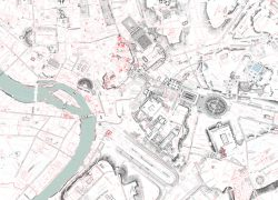 Ancient rome city map from nationalgeographic 5