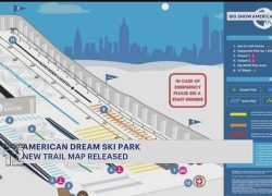 Big Snow American Dream Trail Map: Big snow american dream trail map from newjersey 2