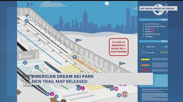Big snow american dream trail map from newjersey 2