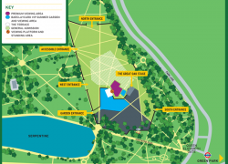 Bst Hyde Park Map 2020: Bst hyde park map 2020 from hydepark tickets 1
