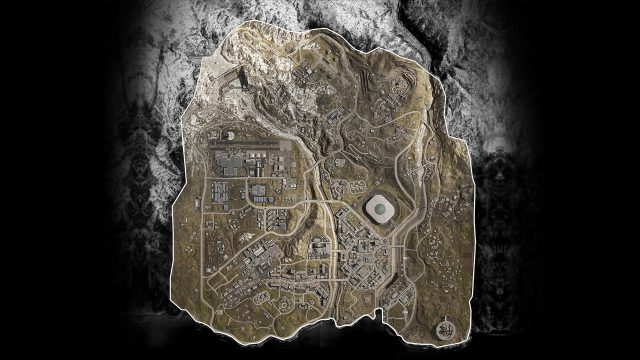 Call Of Duty Warzone Map