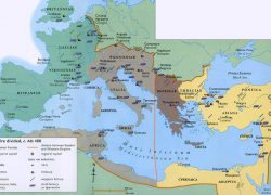 Eastern roman empire map from vox 7
