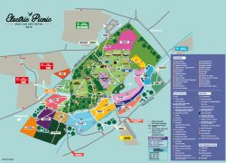 Electric Picnic Map 2020: Electric picnic map 2020 from electricpicnic 1