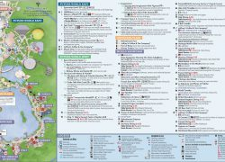 Epcot map 2020 from pinterest 6