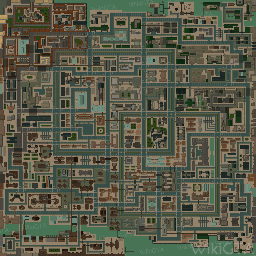 Gta 2 map from en 1