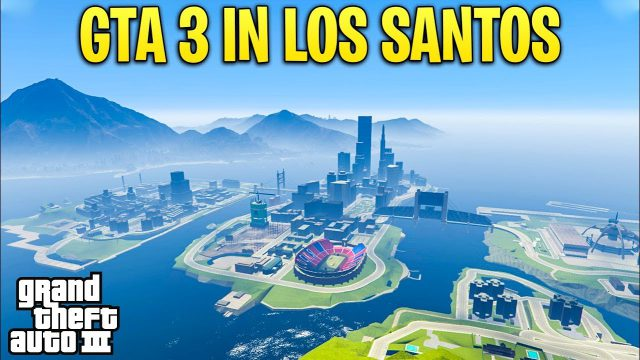Gta 3 map from youtube 3