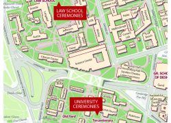 Harvard campus map from hls 3