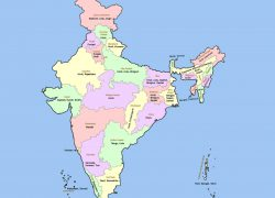 India map hd from in 8