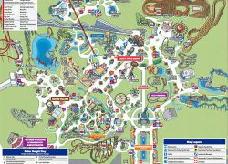 Kings Dominion Park Map 2020: Kings dominion park map 2020 from kingsdominion 1