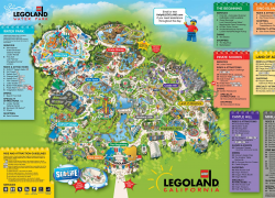 Legoland California Map: Legoland california map from pinterest 1