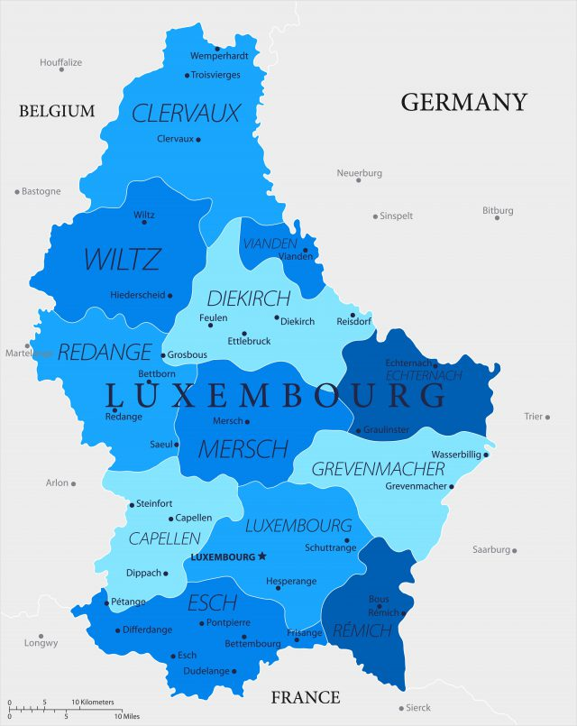 Luxembourg map from tripsavvy 1