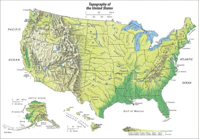 Mountain ranges in the us from pinterest 2