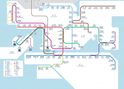 Mtr Map: Mtr map from mtr 1