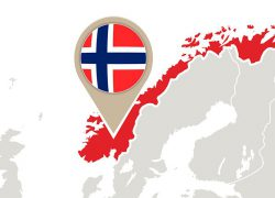 Norway map from lifeinnorway 7