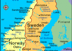 Norway map from pinterest 9