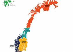 Norway map from touropia 6