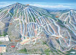 Okemo Trail Map: Okemo trail map from onthesnow 1