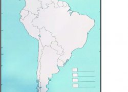 Political map of south america from amazon 6