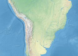 Political map of south america from nationsonline 3