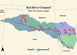 Red River Texas Map: Red river texas map from pinterest 2