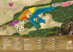 Tomorrowland map from pinterest 4