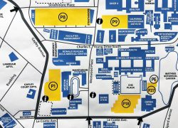 Ucla Parking Map: Ucla parking map from newsroom 1