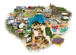 Universal islands of adventure map from magicguides 5