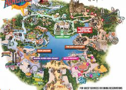 Universal islands of adventure map from pinterest 6