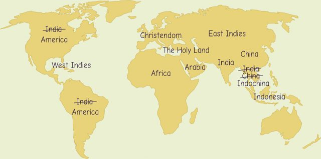 West indies on world map from pinterest 1