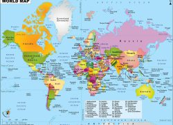World Map High Resolution: World map high resolution from mapsofworld 1