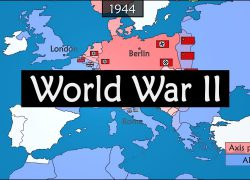 World War 2 Map: World war 2 map from youtube 1