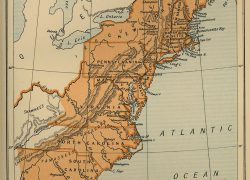 American colonies map from emersonkent 7